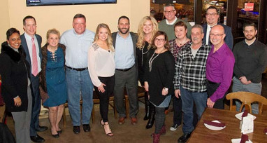 Norwood Park Chamber board members